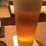 虎白 - 生ビール