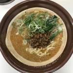 担々麺 信玄 - 料理写真:白胡麻坦々麺700円