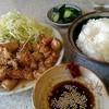 良ちゃん - 料理写真:ひなとり定食700円。税別。