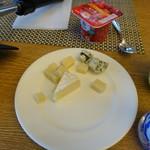 アクアベル - チーズもろもろ