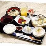 レストラン 四季の恵 - 料理写真:レディースセット