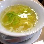 8929937 - スープは白菜のスープでした