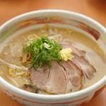 麺屋 彩未 - 料理写真:味噌