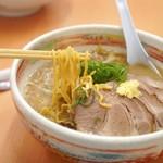 麺屋 彩未 - 森住製麺