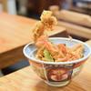 まさる - 料理写真:大入 江戸前天丼@税込3,700円