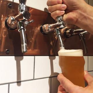 クラフトビールの人気商品押さえてます!