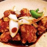 ダリアン - 黒酢豚