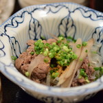meguronowashokusatou - 【鯛茶漬け@税込1,200円】小鉢