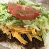 キングタコス - 料理写真:キングタコス与勝店(タコライスチーズ野菜)