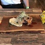 はらぺこ飯店 - 黒岩土鶏のチキン南蛮890円