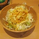 マイカリー食堂 - カリポテサラダ