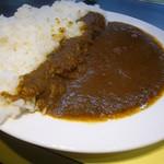 鉄板カレーQ - 料理写真:カレーライス