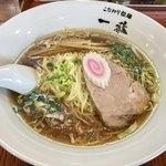 こだわり拉麺 一恭 - 料理写真:ラーメン並¥750