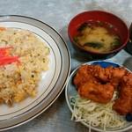 淀ヤ食堂 - 料理写真:2018-07-10
