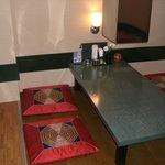 龍苑 - お座敷は10~11名様までご着席頂けます。