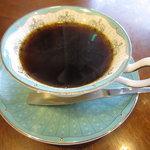 青山コーヒー舎 - カップも素敵