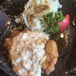 炭焼地鶏 山蔵 - チキン南蛮