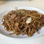 お食事の店 小道 - 料理写真:焼そば=450円