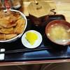 ぶた丼のとん田 - 料理写真:セット