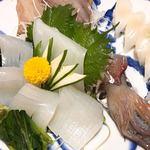 与助 - 料理写真:剣先イカ