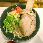 89306611 - 特製チャーシュー 海老つけ麺・ノーマル
