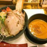 89306614 - 特製チャーシュー 海老つけ麺・ノーマル