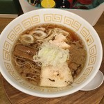 UMAMI SOUP Noodles 虹ソラ - 「冷やしラーメン」2018年7月15日