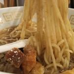 UMAMI SOUP Noodles 虹ソラ - 全粒粉熟成低加水細ストレート麺