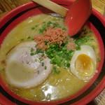 89306883 - そのまま・えびしお・細麺(780円)