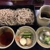そば七 - 料理写真:10食限定 手びきざる ¥1200
