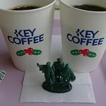 東学パン屋 - ドリンク写真:アイスコーヒー140円