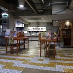 名物 万代そば - 実体は新潟バスセンターの立ち食い蕎麦屋