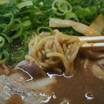 無鉄砲 - 麺アップ