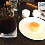 89316236 - アイスコーヒー&トゥースフレ苺