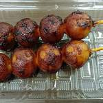 丸和だんご 川野屋 - 料理写真:しょうゆだんご¥80