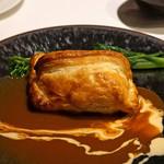 釜津田 - 金目鯛のパイ包み焼き