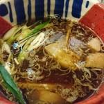 中華そば うえまち - つけ麺大盛♪