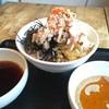 壬生 - 料理写真:ごまダレ冷しゃぶ、辣油増し