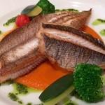 ビストロ ジュン - 本日の鮮魚のポワレ