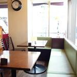 CAFE FACON - 店内