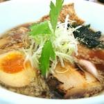 うまい麺には福来たる - 鯛香る醤油らーめん 780円