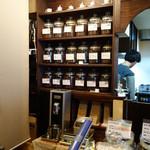 CAFE FACON - 豆の販売