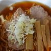 ラーメン 味の駅 - 料理写真:とびうおラーメン650円