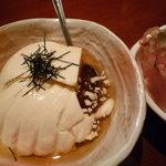 和楽 - おぼろ豆腐