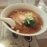 Ryuukahanten - ラーメンと半チャーハンセット 850円