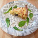 SEKI - 夏野菜のキッシュ