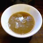 兎に角 - 割りスープ 2012.4.20