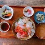 Tousha - 海鮮寿司丼