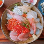 TO U SHA - 海鮮寿司丼
