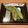 日本酒の店 はなきん - 料理写真:そら豆グリル 280円